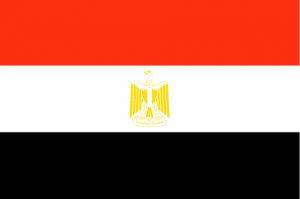 Египет флаг
