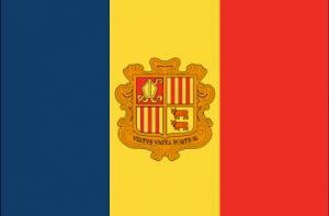 Туры в Андорру флаг