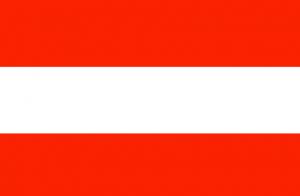 Австрия флаг