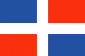 Доминикана флаг