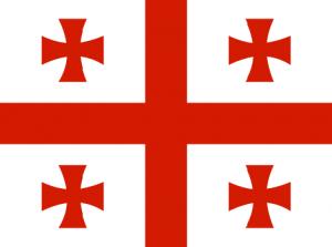Туры в Грузию флаг