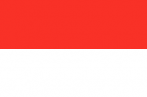 Индонезия флаг