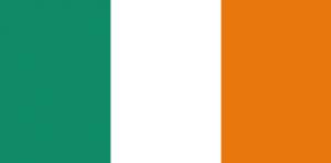 Ирландия флаг