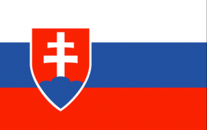 Словакия флаг