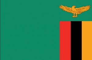 Замбия флаг