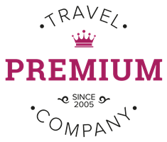 Логотип - Premium travel company