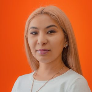 Казакбаева Наргиза
