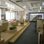 Зал ожидания аэропорта Манас - 14