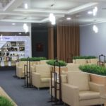 Зал ожидания аэропорта Манас - 2