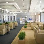 Зал ожидания аэропорта Манас - 20