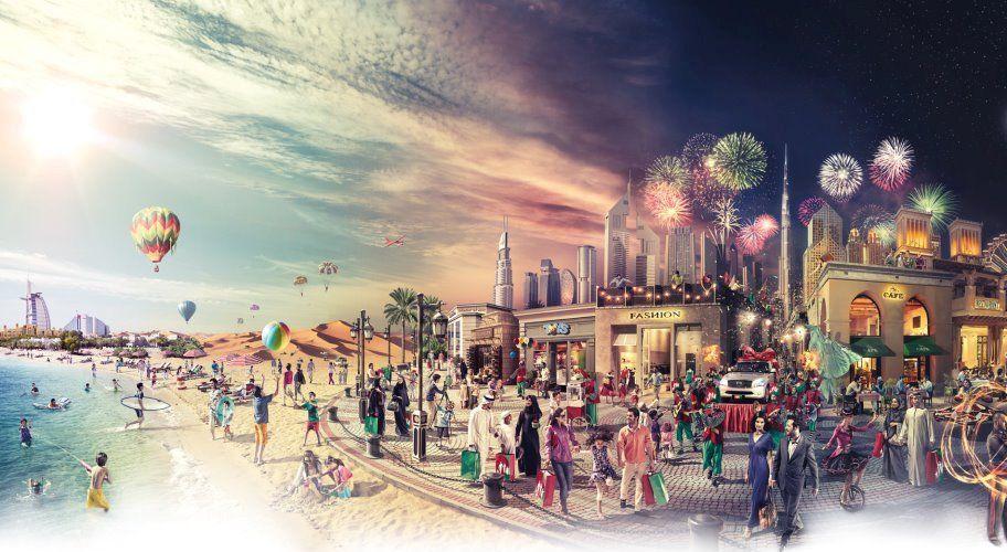 Фестиваль шоппинга в Дубаи! Не пропустите!