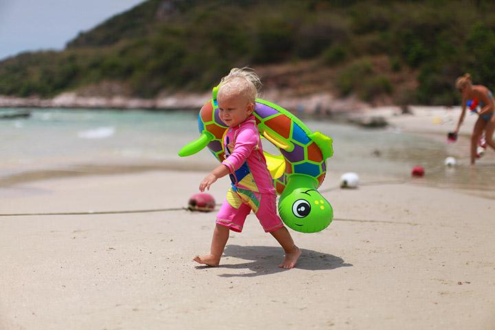 отдых с ребенком в тайланде