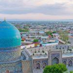 Голубые купола Узбекистана 2019 - Галерея 6