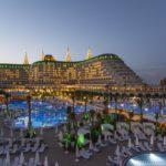 Анталия  + Стамбул | Delphin Imperial Antalya 5* - Галерея 1