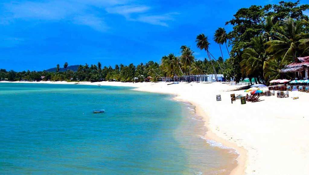 Пляжный отдых, семейные туры
